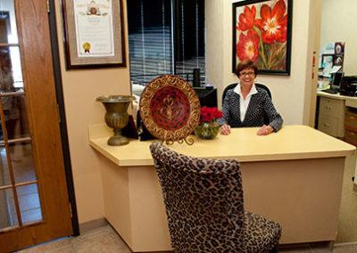 ashly cothern dds front desk